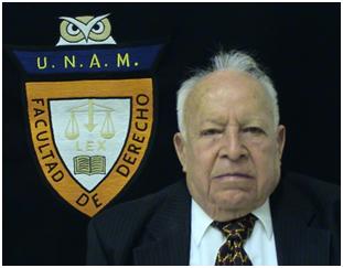 Lamentamos el fallecimiento del querido maestro Don José de Jesús López Monroy, distinguido miembro de nuestro Colegio