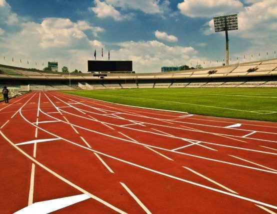 La clausura de los Juegos Olímpicos de 1968