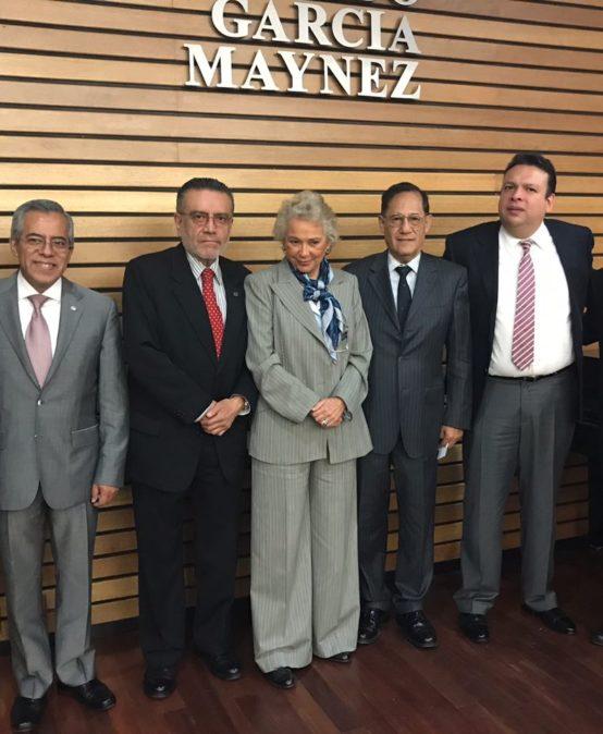 Presentación del libro El Notariado en México