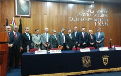 Homenaje al Doctor Miguel Ángel Zamora y Valencia
